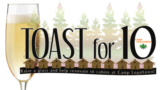 Toast for 10 @ Sparkling Pointe Vineyards & Winery | Southold | New York | United States